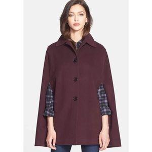 HELENE BERMAN Cape coat - size S